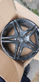 Wheels amg