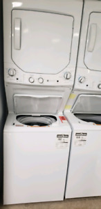 """HUGE PROMO SALE ON NEW 24"""" APARTMENT SIZE WASHER AND DRYERS"""