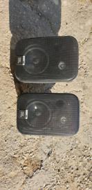 JBL speakers control one