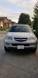 2004 ACURA MDX EXCELLENT CONDITION SAVE !!!!!!$6,500.00