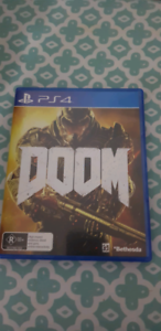 Ps4 game DOOM Bonnyrigg Heights Fairfield Area Preview