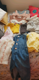 Baby girl cloth 6 to 9 months