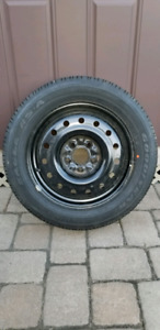 215 55 16 Full size spare NEVER USED 5×114.3