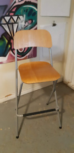 2 FRANKLIN Ikea bar stools - 50$ o.b.o.