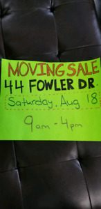 ***HUGE MOVING SALE***EVERYTHING MUST GO!!!