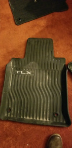 Original Winter mat for acura tlx