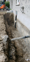 Waterproofing, Foundation Leaks