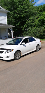 2009 Toyota Corolla sport for sale!!