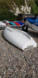 Rowing boat tender GRP, 12.1 foot
