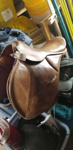 Used horse tack and apparel
