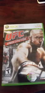 UFC 2009 for Xbox 360