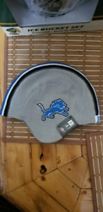 New With Tags Detroit Lions Helmet Touque