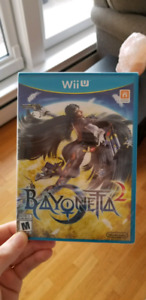 Bayonetta 2 sealed