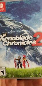Xenoblade chronicles 2 with delivery