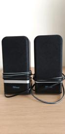 Mini speakers very loud