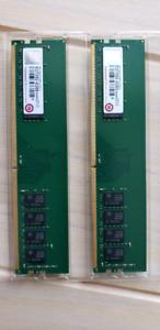Memoire RAM Transcend 4gb 1Rx8 DDR4 2133 U