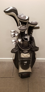 Prosimmon Golf clubs with bag - right handed