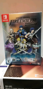 Fire Emblem Warriors Special Edition Switch