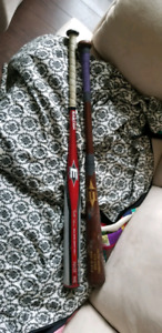 "Easton SRV3 ""Brett Helmer"" softball bat"