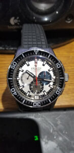 Zenith Stratos Chrono Breitling/Rolex/Omega
