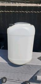 25ltr barrels use for marine fish tank
