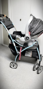Clic It Infant Seat Carrier stroller