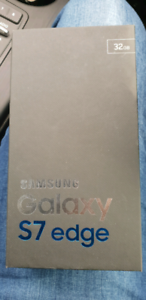 Samsung Galaxy S7 Edge 32Gb - Great Condition