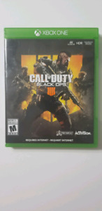 Call of duty black ops 4, Xbox one