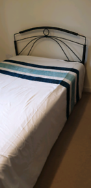 Double bed small