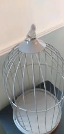 Ornamental Bird Cage 🐦