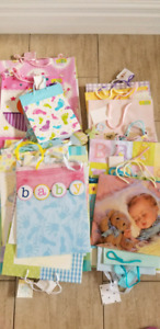 Party items....baby bags