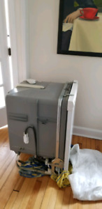 "**Kenmore 24"" Built-In Dishwasher**"