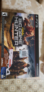 Cabelas big game hunter ps3