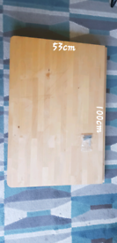 Ikea Norbo collapsible desk (wall mount) 100x53 cm.