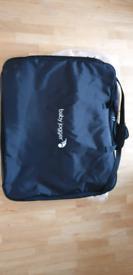 Baby jogger city mini double puschair travel bag