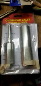 Overhead valve tool $30