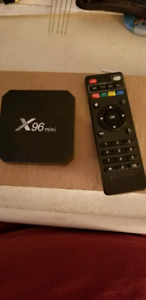 Android Box X96