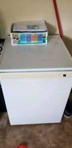 6 cubic foot GE mini-fridge
