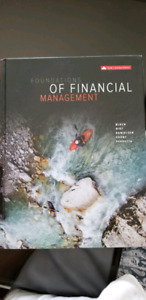 Foundations of financial management buy or sell books in toronto foundations of financial management 10th fandeluxe Image collections