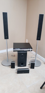 Sony DVD Home Theatre System Speakers