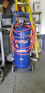 Air Compressor - Campbell Hausfeld - 20 Gallon 200PSI LIKE NEW!