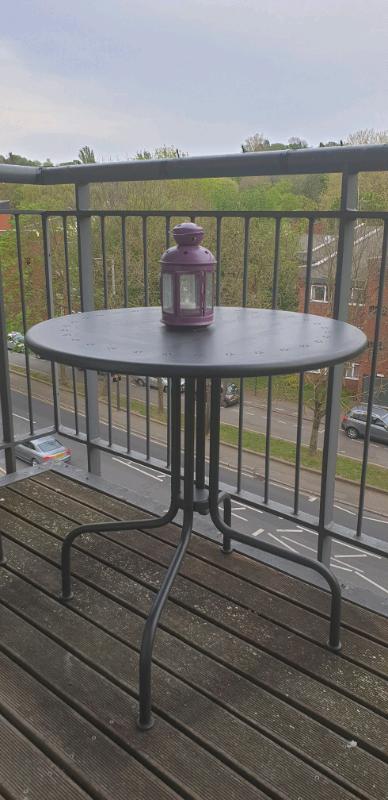 Ikea Balcony Garden Table And Chair In Harrow London Gumtree