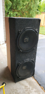 "Pioneer IMPP 12"" subs (2) with box"