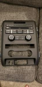 2009 Ford f-150 radio/cd player