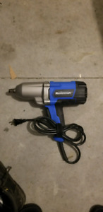 Corded and cordless impact wrench