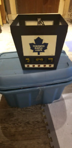TORONTO MAPLE LEAFS LIGHT FIXTURE