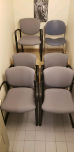 Office Chairs (lightly used)