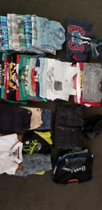 40 items of size 8 boys clothing BULK