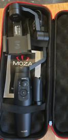Moza mini mi gimble as new used once