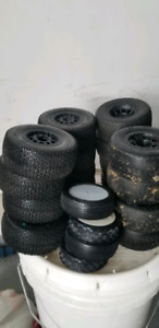 Used Proline Short course wheels
